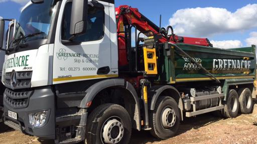 Grab truck hire in Sussex